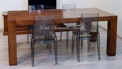 Sedie Moderne Per Tavolo In Legno Tavolo Moderno In Legno Massiccio Tavoli