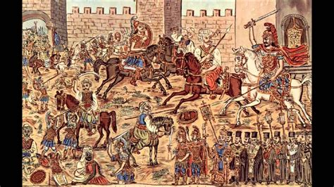 The Ottoman Conquest Of Constantinople In 1453 Youtube