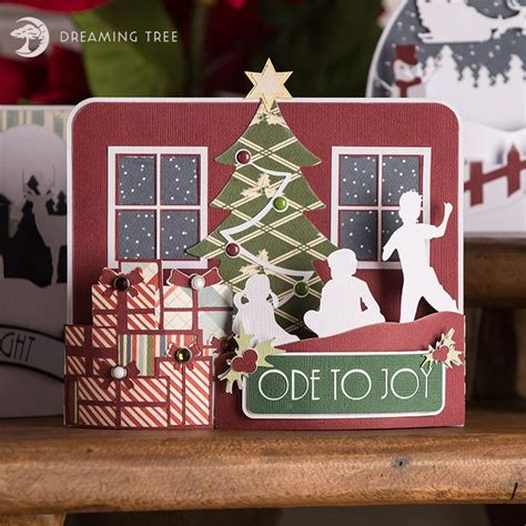 Free Christmas Card Svg Files For Cricut Joy  – 268+ File for Free