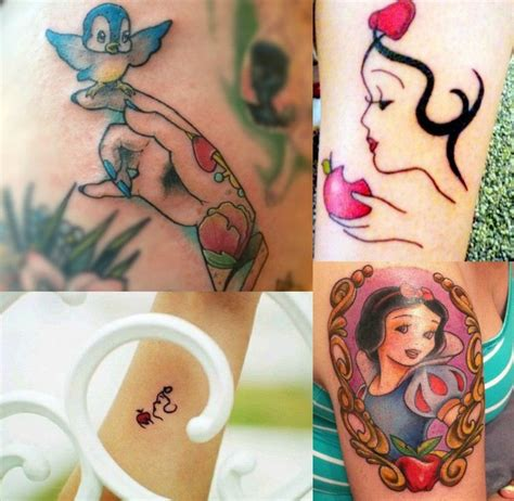 disney tattoos  beliebte motive die zauber verspruehen