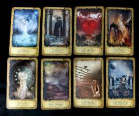 related keywords suggestions for most beautiful tarot decks