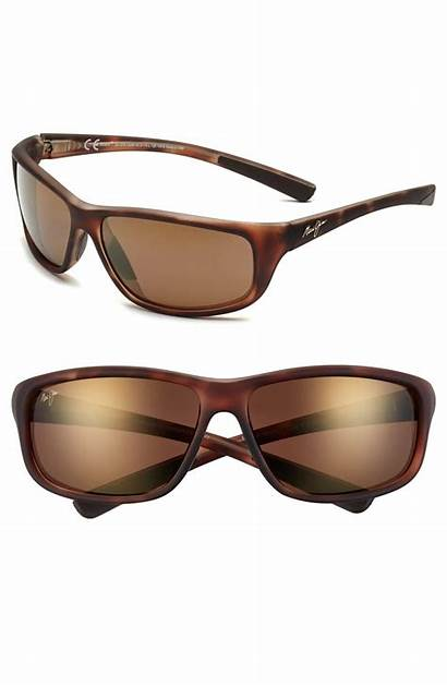 Maui Sunglasses Jim Reef Spartan 64mm Nordstrom