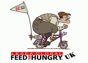 Feed The Hungry UK: Bif on a Bike