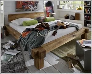 Bett Aus Balken : bett aus balken bauanleitung betten house und dekor galerie pkanrr0aan ~ Markanthonyermac.com Haus und Dekorationen