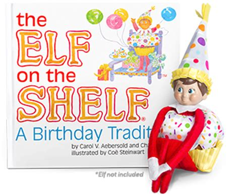 The On The Shelf Birthday by I Want To Punch In The Throat On The Shelf