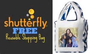 Shutterfly Coupon Codes Free Reusable Shopping Bag