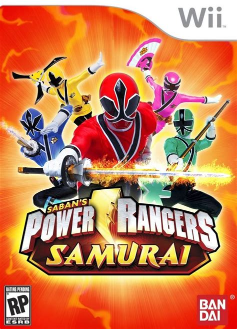 power rangers samurai review wii nintendo okie