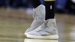 nick played professional basketball in yeezy 750