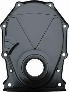 Mancini Racing Steel  Black Timing Cover
