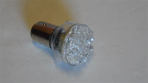 clear led tail light bulb to fit harley davidson models