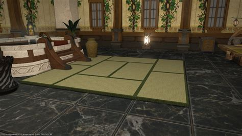 Eorzea Database: Tatami Mat   FINAL FANTASY XIV, The Lodestone