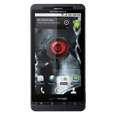 motorola droid phones new motorola droid x verizon page plus smartphone