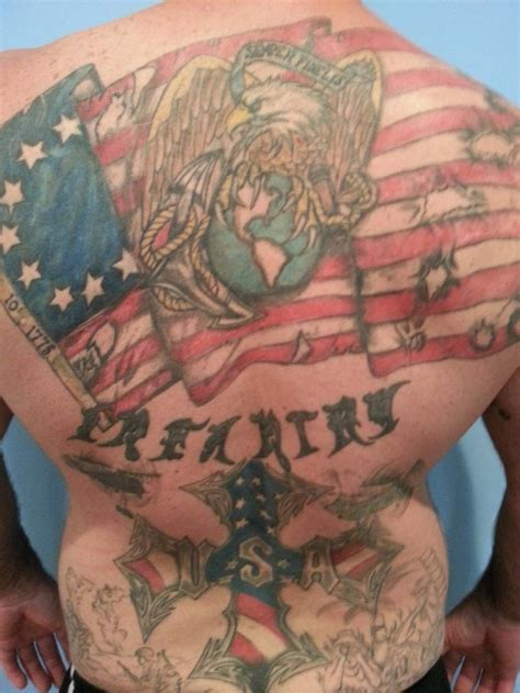 50+ Patriotic Tattoos Ideas