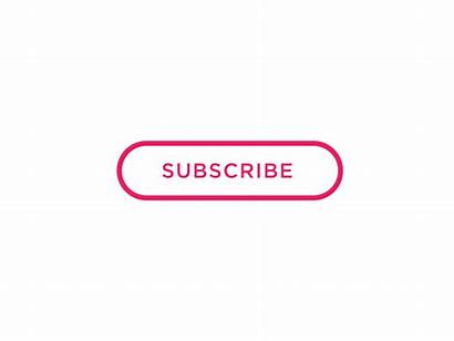 Subscribe Button Dribbble Channel Motion Animation Banner