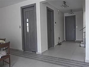Puertas Gris Flama Vangaurdia Closets - Contemporary