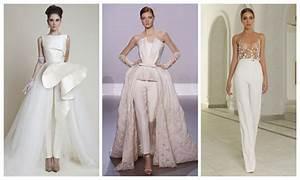 Comfort Feel Wedding Pantsuit Ideas – WeddCeremony Com