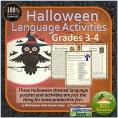 halloween resources grades   images halloween