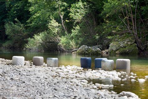 River Stone Coffee Table By Tonon  Sohomod Blog