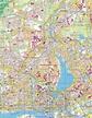 Guide to Bach Tour: Hamburg - Maps