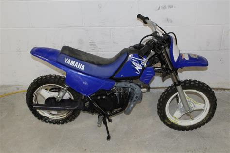 Yamaha Mini Dirt Bike
