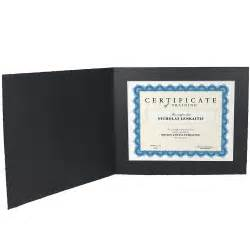 ornaments to personalize black certificate folders heavy cardstock studio style