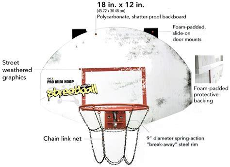 sklz pro mini hoop streetball edition indoor basketball