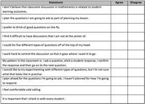 Training Survey Questions Template