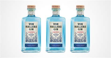 von hallers gin jetzt deutschlandweit im leh