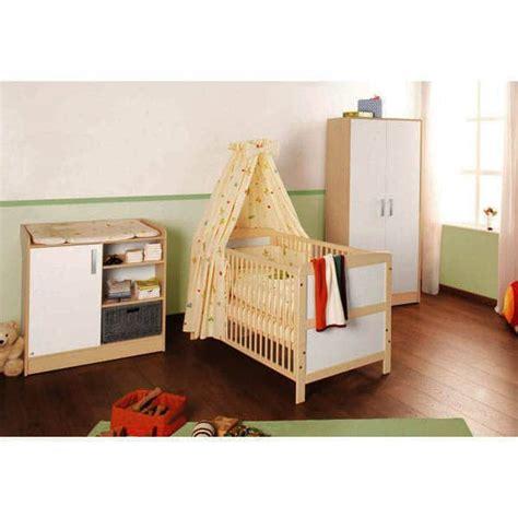 chambre bébé pinolino chambre bébé complète florian en bois d 39 érable