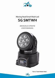 Manual Sg Smtwh