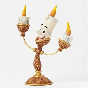 DISNEY TRADITIONS 4049620 Lumiere - Oh La La  Disney