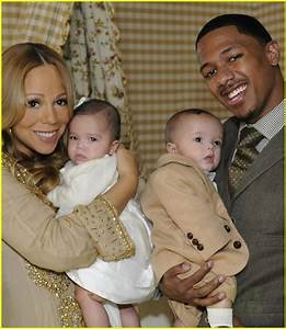 Full Sized Photo of mariah carey nick cannon twins 05 ...