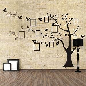 Wall decal cheap tree target decals for