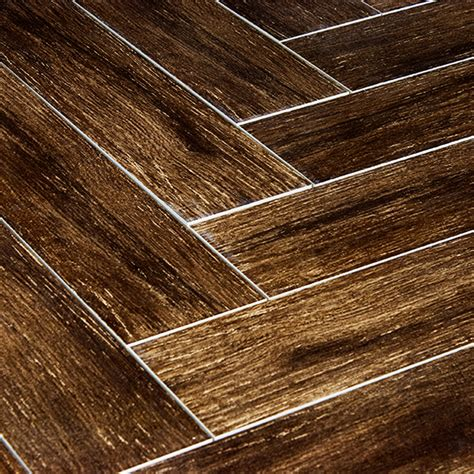 walnut porcelain wood tile prestige walnut 6x24 wood plank porcelain tile