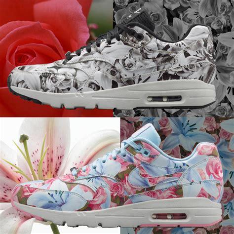nike si鑒e social sneakers le nike air max 1 si dedicano ai fiori amica
