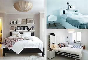 Tete De Lit Rangement : design interieur t te lit avec rangement chambre coucher adulte noir blanc t te de lit avec ~ Teatrodelosmanantiales.com Idées de Décoration