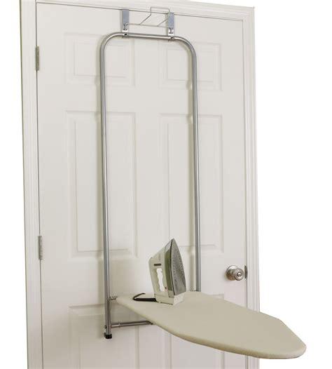 the door ironing board hanger the door folding ironing board in ironing boards