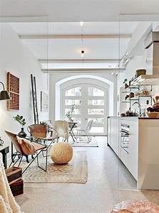 1001 idees pour amenager une chambre en longueur des With comment meubler un grand salon 12 comment amenager une entree fonctionnelle deconome