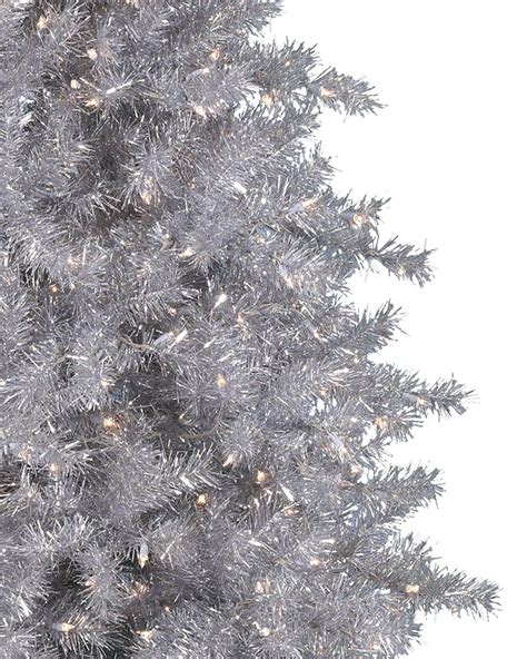 christmas tree and silver tinkerbell silver christmas trees online treetopia