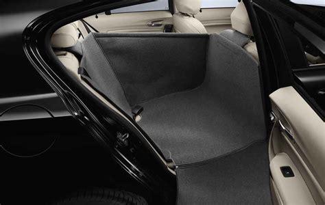 Bmw Genuine Protective Rear Car Seat Half Cover F20f21 1