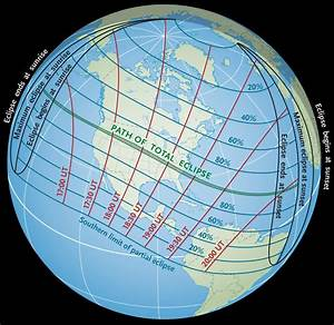 Solar And Lunar Eclipses In 2017