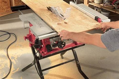 best portable table saw 2017 5 best portable table saws of 2017 doublebestreview