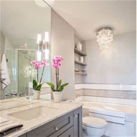 shabby chic bathroom design 5 must see bathroom lighting ideas friel lumber company