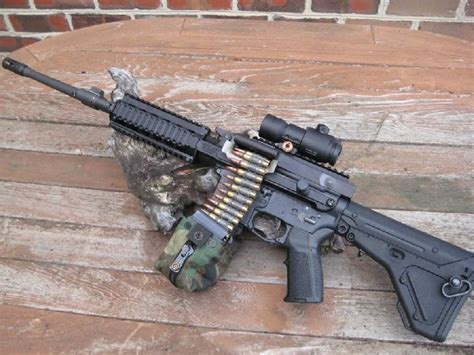 Belt Fed Ar Don't See Enough Of Them