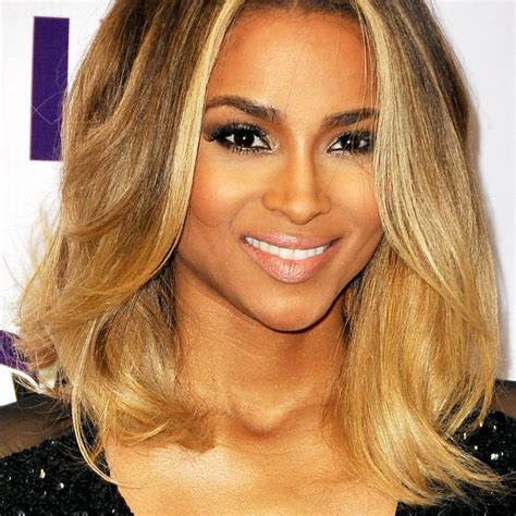stunning hair colors  darker skin tones