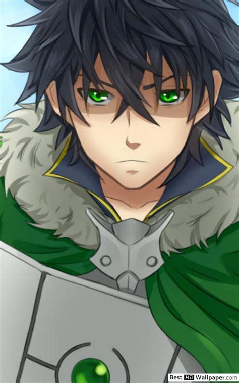 rising   shield hero naofumi iwatani hd