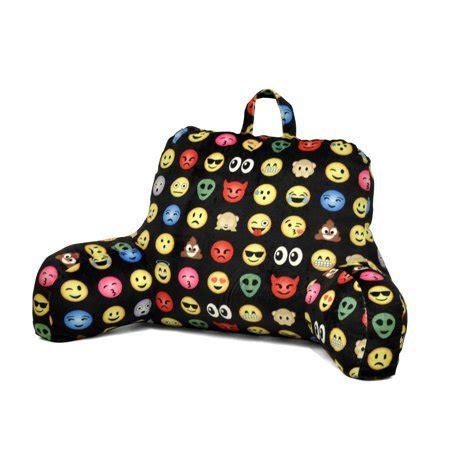 backrest pillow walmart emoji pals all backrest pillow walmart