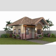 Affordable Small House Designs  Ready For Construction