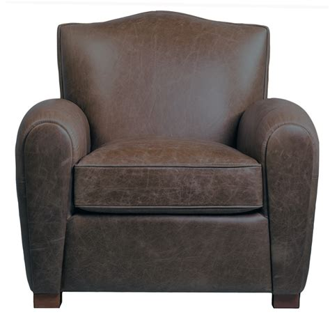 magnus leather accent chair chairs and recliners