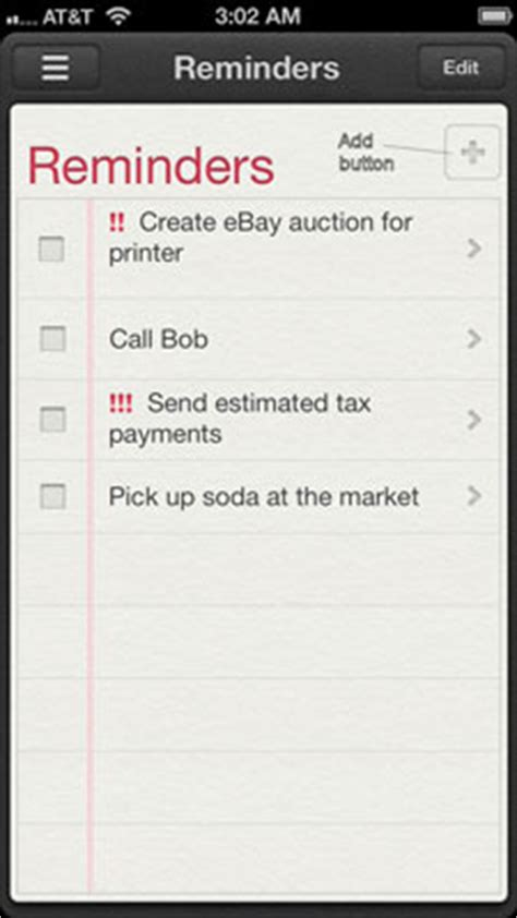 how to use reminders on iphone jog your memory with reminders on your iphone 5 dummies